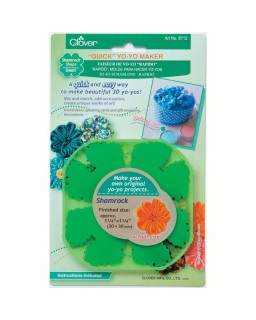 Yo-Yo Maker Shamrock small