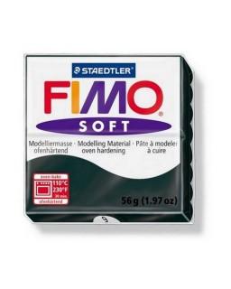 Fimo Soft 9 zwart
