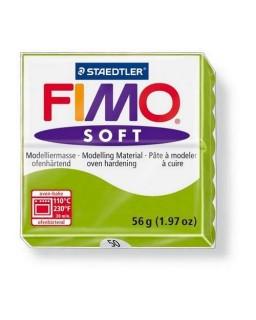 Fimo Soft 50 appelgroen