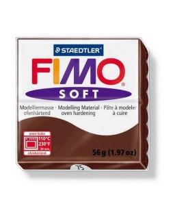 Fimo Soft 75 choco