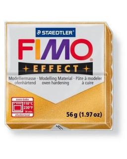 Fimo Effect 11 metallic goud