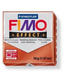 Fimo Effect 27 metallic koper