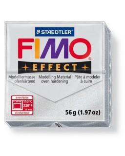 Fimo Effect 81 metallic zilver