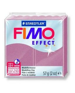 Fimo Effect 207 parelmoer rose