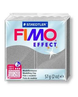 Fimo Effect 817 parelmoer zilver