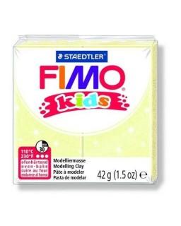 Kids 106 licht geel