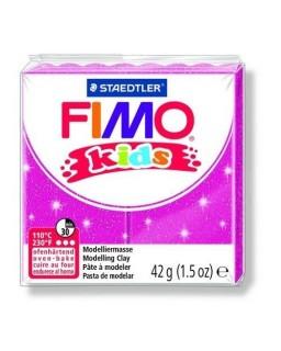 Kids 262 glitter roze