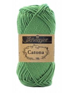 Scheepjes Catona 25 gram 412 Forest Green