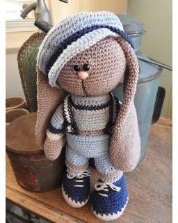 Funny bunny Thijs