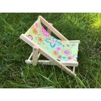 Strandstoel groen