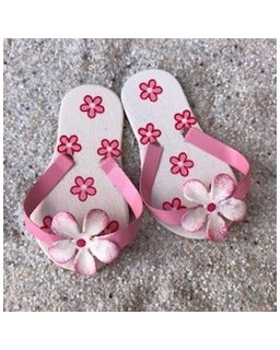 Slippers roze