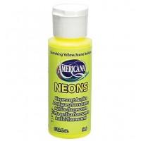 Americana Neons Scorching Yellow