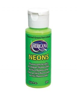 Americana Neons Thermal Green