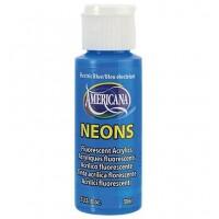 Americana Neons Electric Blue
