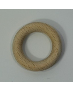 houten ring 35x7mm