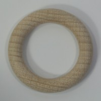 houten ring 56x9mm