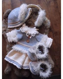 kledingset Winterfun