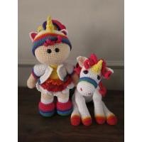 Funny Unicorn set