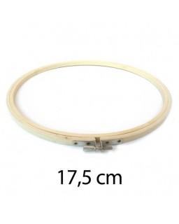 Borduurring 17,5 cm