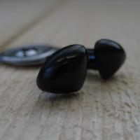 veiligheidsneus zwart 15mm