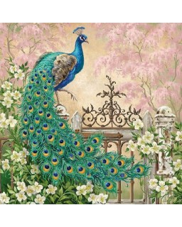Noble Peacock