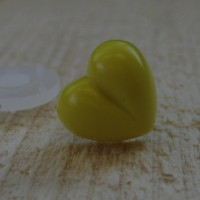 hartenneus geel 13mm
