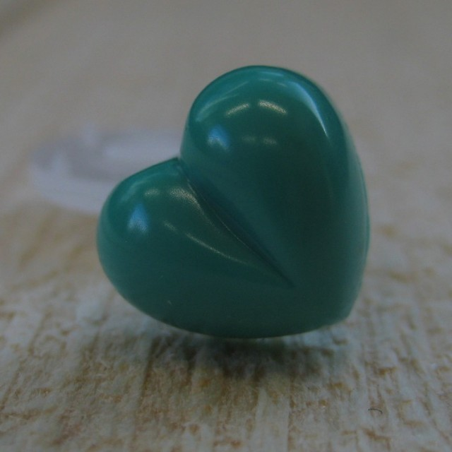 hartenneus groen 13mm