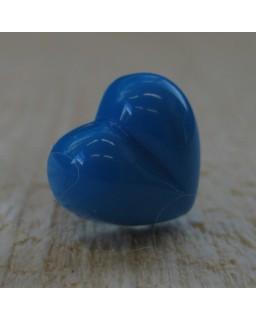 hartenneus blauw 13mm