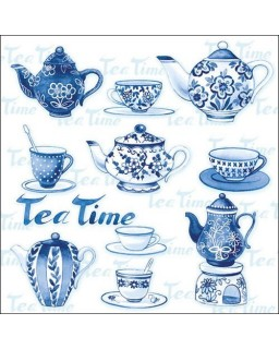 Tea Moments Blue