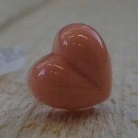 hartenneus donkerroze 13mm