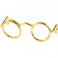 bril 25mm 4 stuks