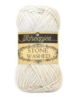 Scheepjes Stone Washed 801 Moon Stone