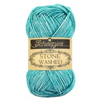 Stonewashed 815 Green Agate