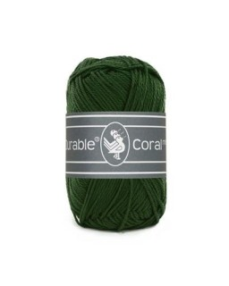 Durable  Coral Mini 2150 Forest Green