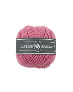 Durable Macramé 325 Raspberry