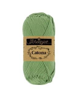 Scheepjes Catona 10 gram 212 Sage Green