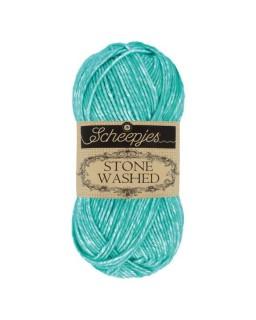 Scheepjes Stone Washed 824 Turquoise