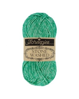Scheepjes Stone Washed 825 Malachite