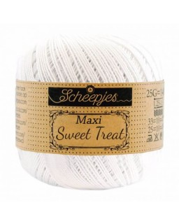 Scheepjes Maxi Sweet Treat 106 Snow White