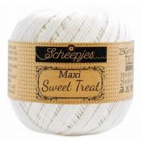 Scheepjes Maxi Sweet Treat 105 Bridal White