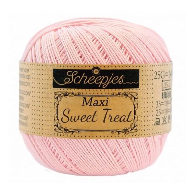 Scheepjes Maxi Sweet Treat 238 Pwder Pink