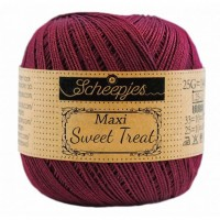 Scheepjes Maxi Sweet Treat 750 Bordeau