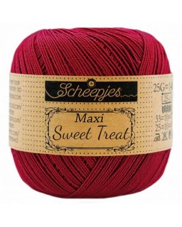Scheepjes Maxi Sweet Treat 517 Ruby