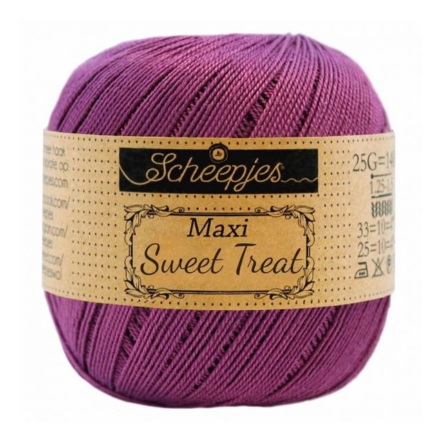 Scheepjes Maxi Sweet Treat 282 Ultra Violet