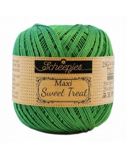 Scheepjes Maxi Sweet Treat 606 Grass Green