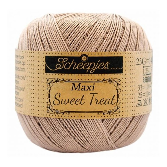 Scheepjes Maxi Sweet Treat 257 Antique Mauve