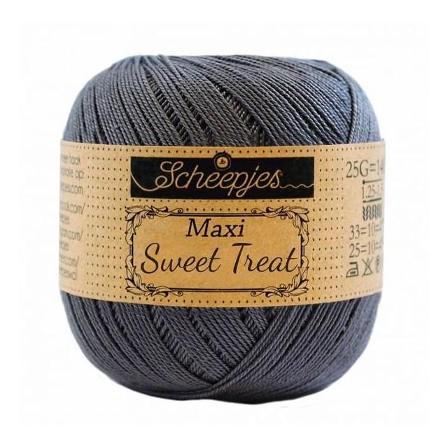 Scheepjes Maxi Sweet Treat 393 Charcoal