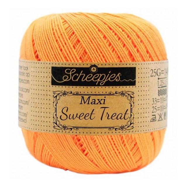 Scheepjes Maxi Sweet Treat 411 Sweet Orange
