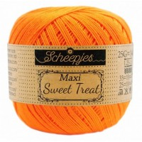 Scheepjes Maxi Sweet Treat 281 Tangerine