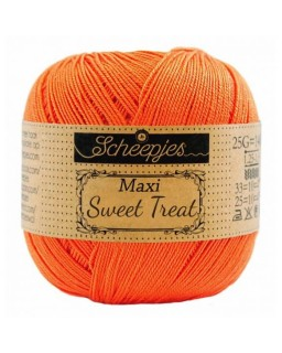 Scheepjes Maxi Sweet Treat 189 Royal Orange